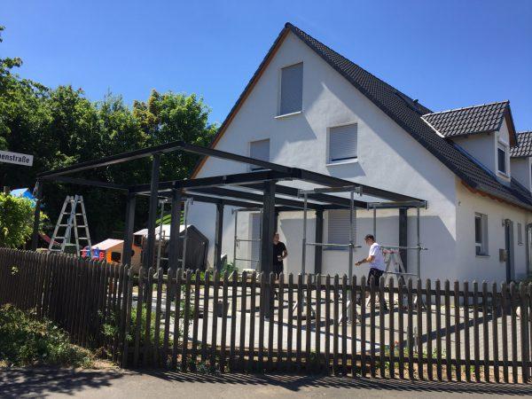 Handwerker Architekt Einfamilienhaus