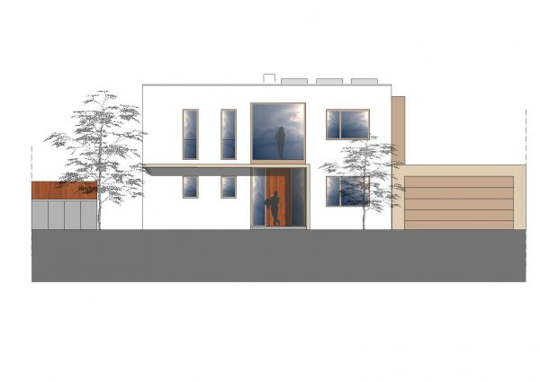 Architekt Erlangen Nürnberg: Neubau Einfamilienhaus X Nürnberg