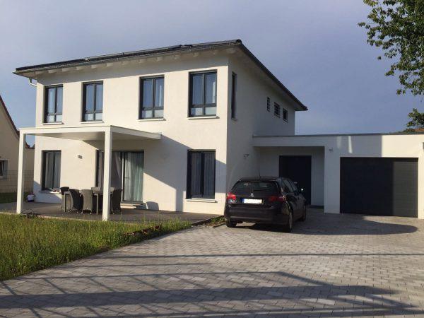 Einfamilienhaus Fertiggestellt