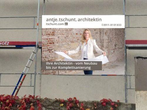 Architekt Plakat